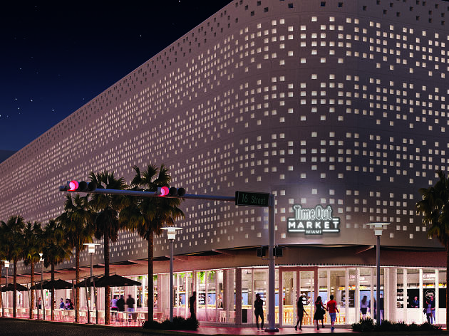 Time Out Market Miami rendering