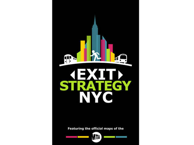 Exit Strategy App