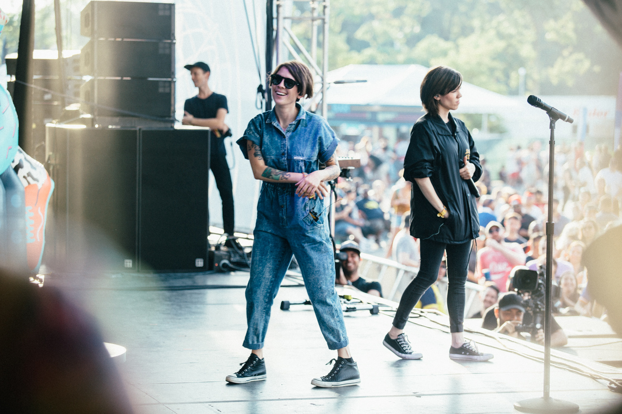 The five best things we saw on Friday at Meadows Festival 2017