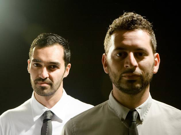 RRR Friday Night: Audiofly + Saulo Pisa