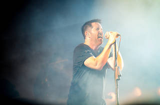 riot fest 2017, Nine Inch Nails, NIN