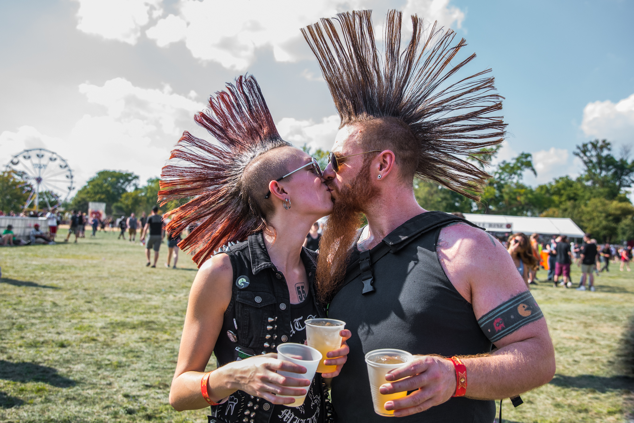 Photos from Riot Fest 2017, Saturday