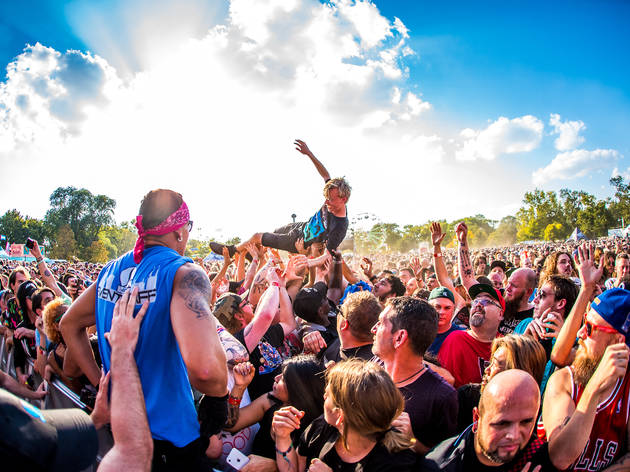 Your complete guide to Riot Fest