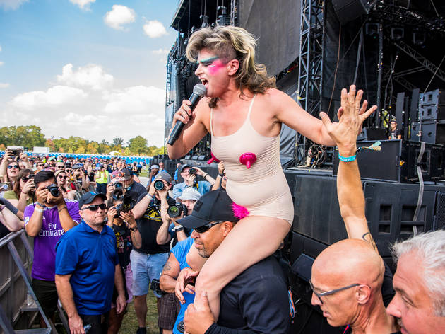 The five best things we saw on Saturday at Riot Fest