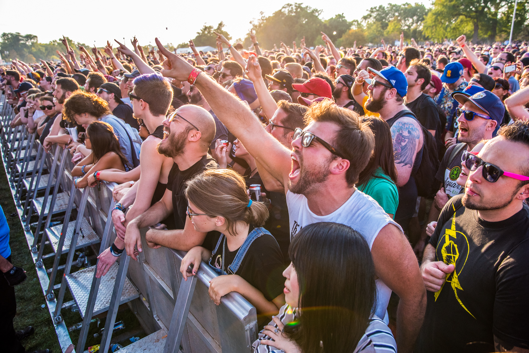 What's going on with Riot Fest?