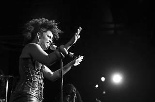 Rhonda Ross & Rodney Kendrick Quartet
