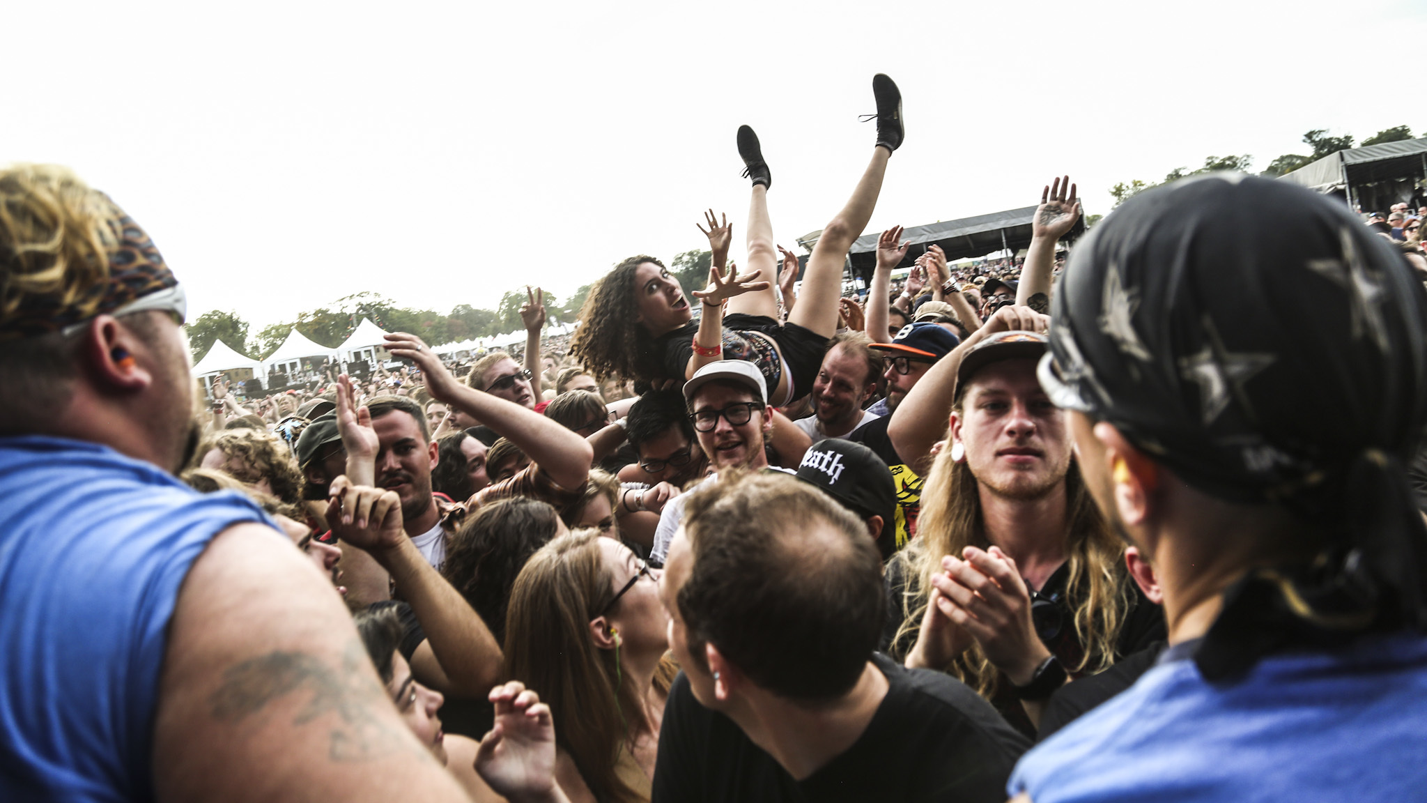 The five best things we saw on Sunday at Riot Fest