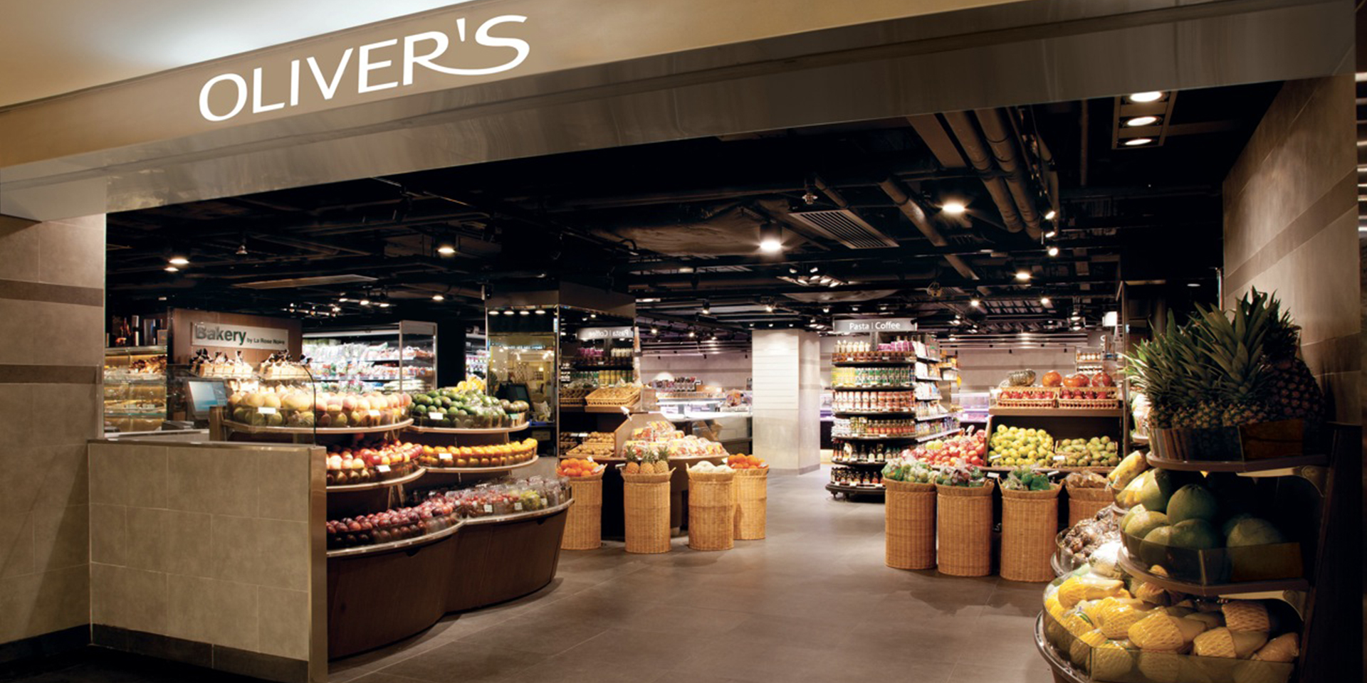 Oliver S The Delicatessen Shopping In Central Hong Kong