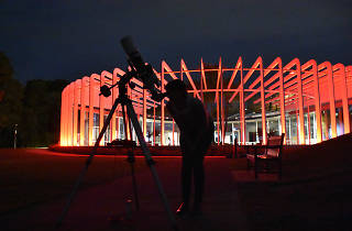 Astronomy at the Calyx