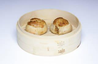 Pãezinhos no forno com mel - Mundo