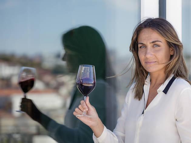 """Beatriz Machado: """"Quem vem para o Yeatman quer conhecer os vinhos portugueses"""""""