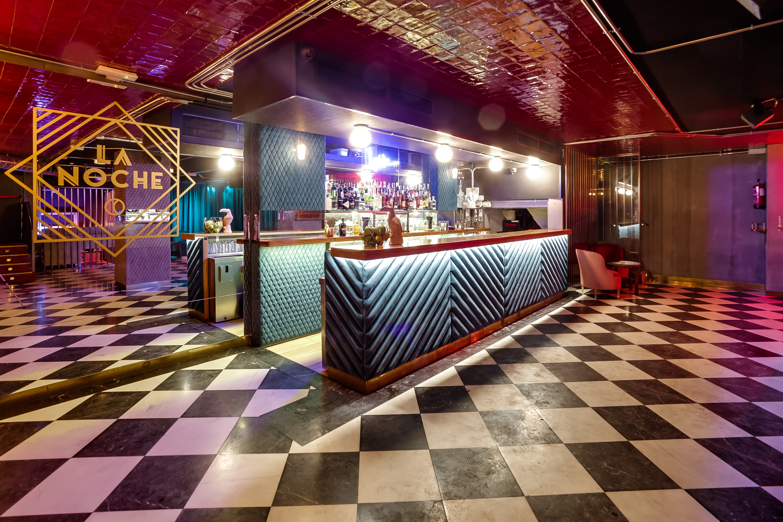 Discotecas y otras salas