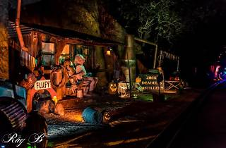 Halloween Ghost Train