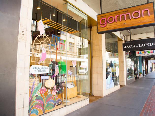 Gorman Prahran store