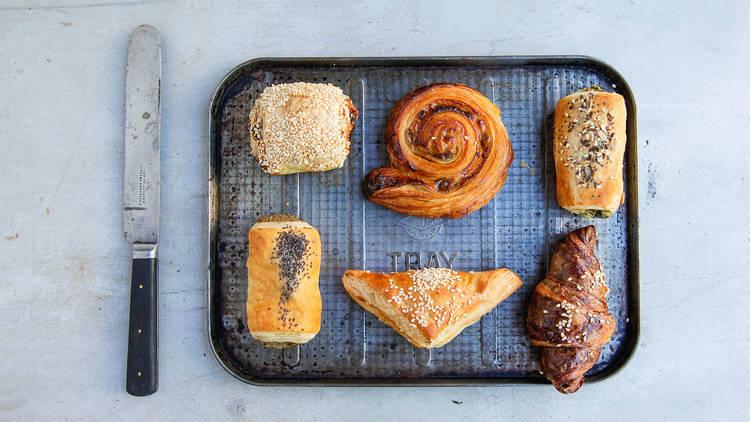 Bake Bar pastries