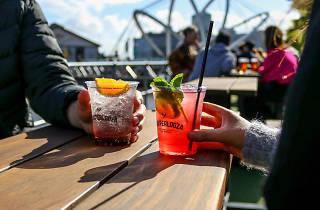 Juniperlooza cocktails