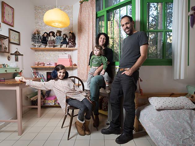 House Hunters: Dikla & Amos, Redifim St, Maoz Aviv