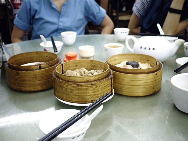 Historic dim sum restaurant Lin Heung Tea House facing closure