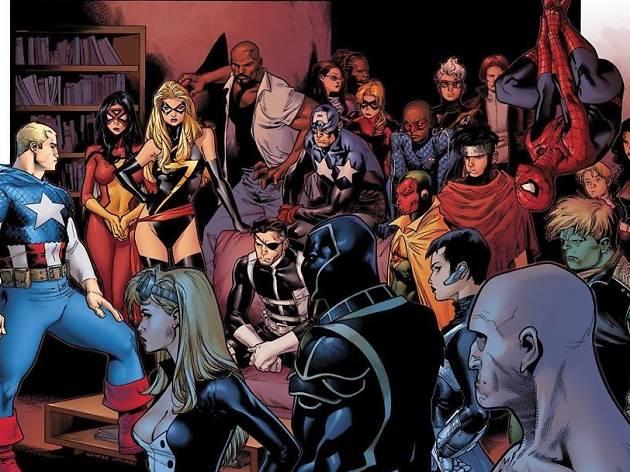Heroes Comic Con Madrid