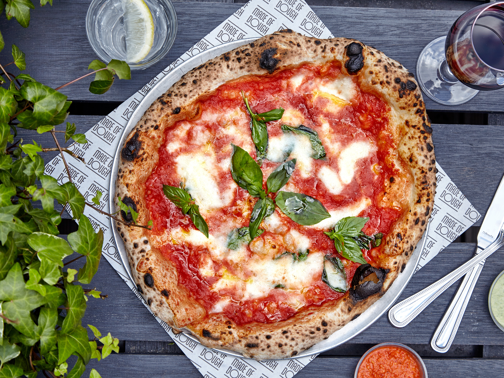The best pizza takeaways for delivery in London