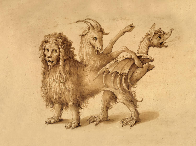 Sete óperas sobre monstros mitológicos