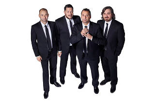 Laugh out loud with Impractical Jokers Live