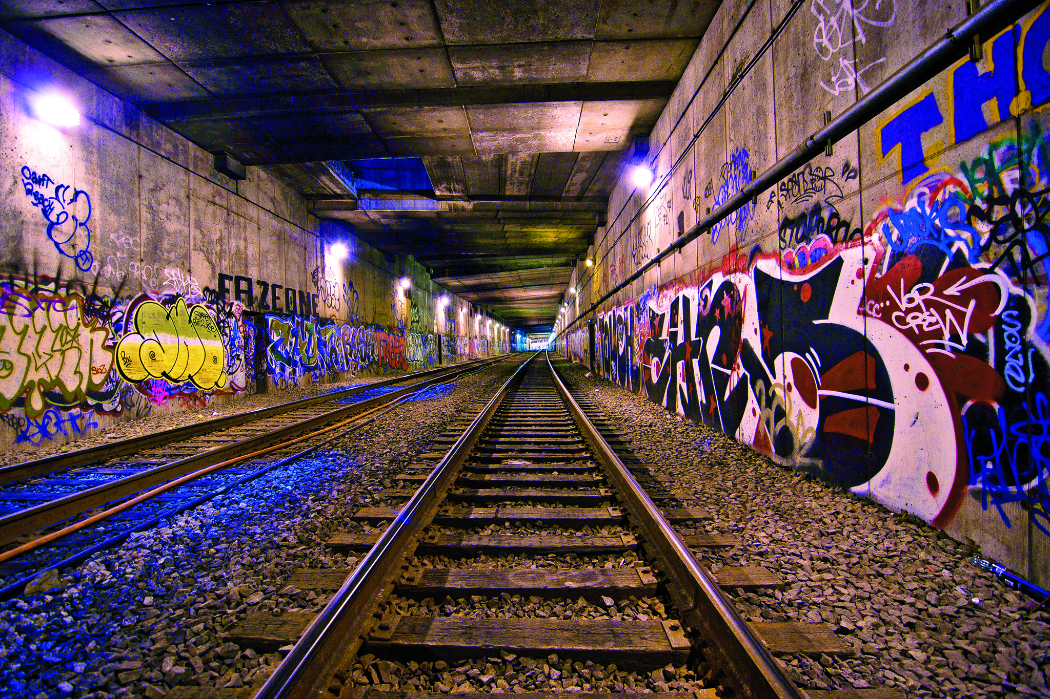 Five cool abandoned places in NYC