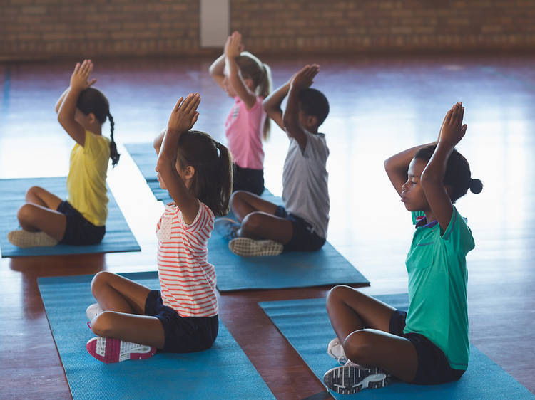 Best yoga for kids in NYC