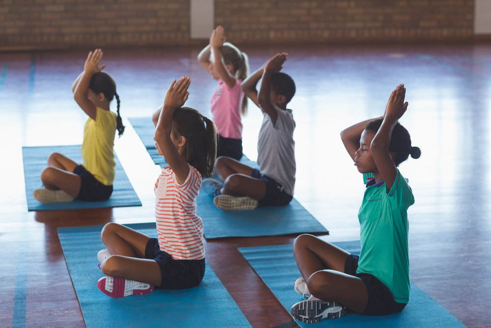 Best yoga for kids tweens and tots in new york city for Places to do yoga