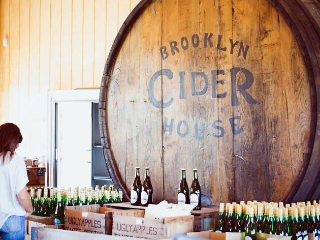 NYC's first-ever cidery is coming to Bushwick next month