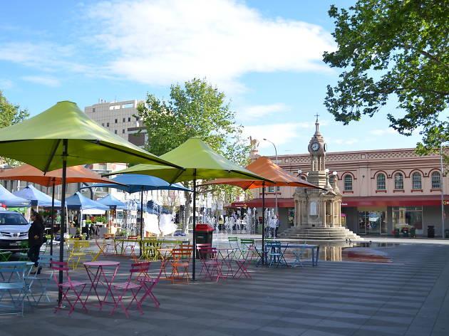 Centenary Square Parramatta