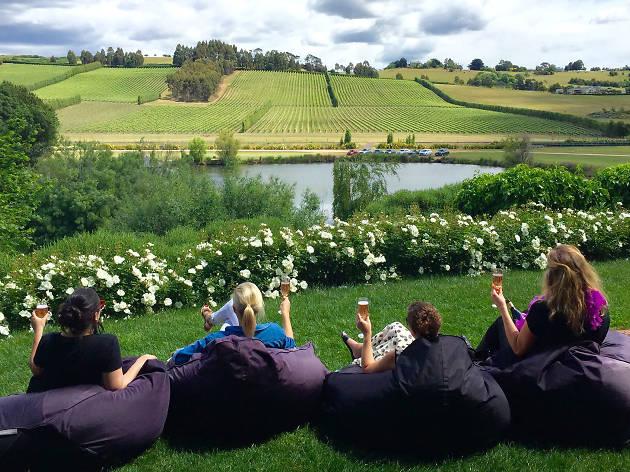 Josef Chromy Wines - Effervescence Tasmania