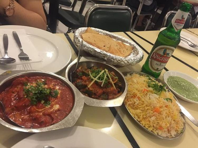 Get a taste of India at Khyber Pass