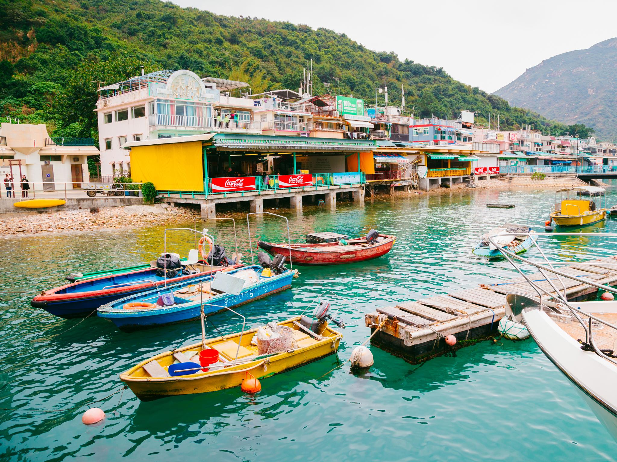 Best Hong Kong day trips