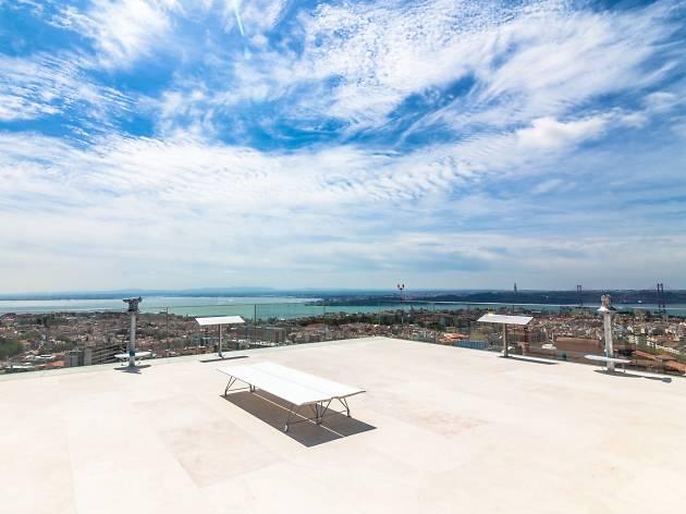Amoreiras 360° Panoramic View