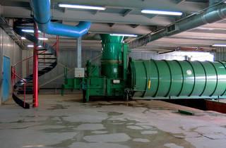 Central Norte de Recolha Pneumática de Resíduos Urbanos
