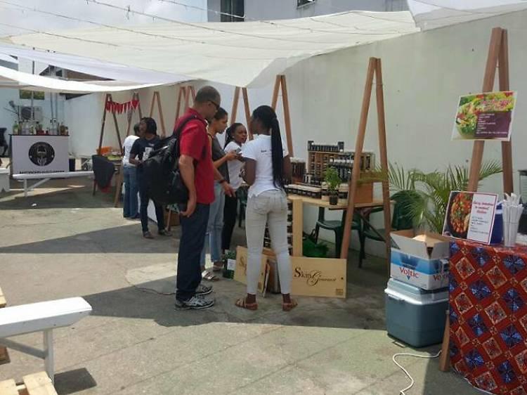 Accra Green Market