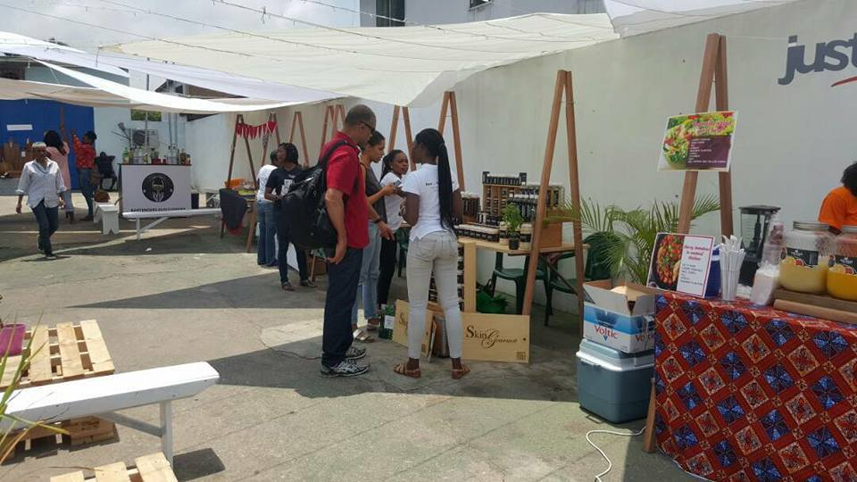 Accra Green Market 1