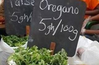 Accra Green Market 3