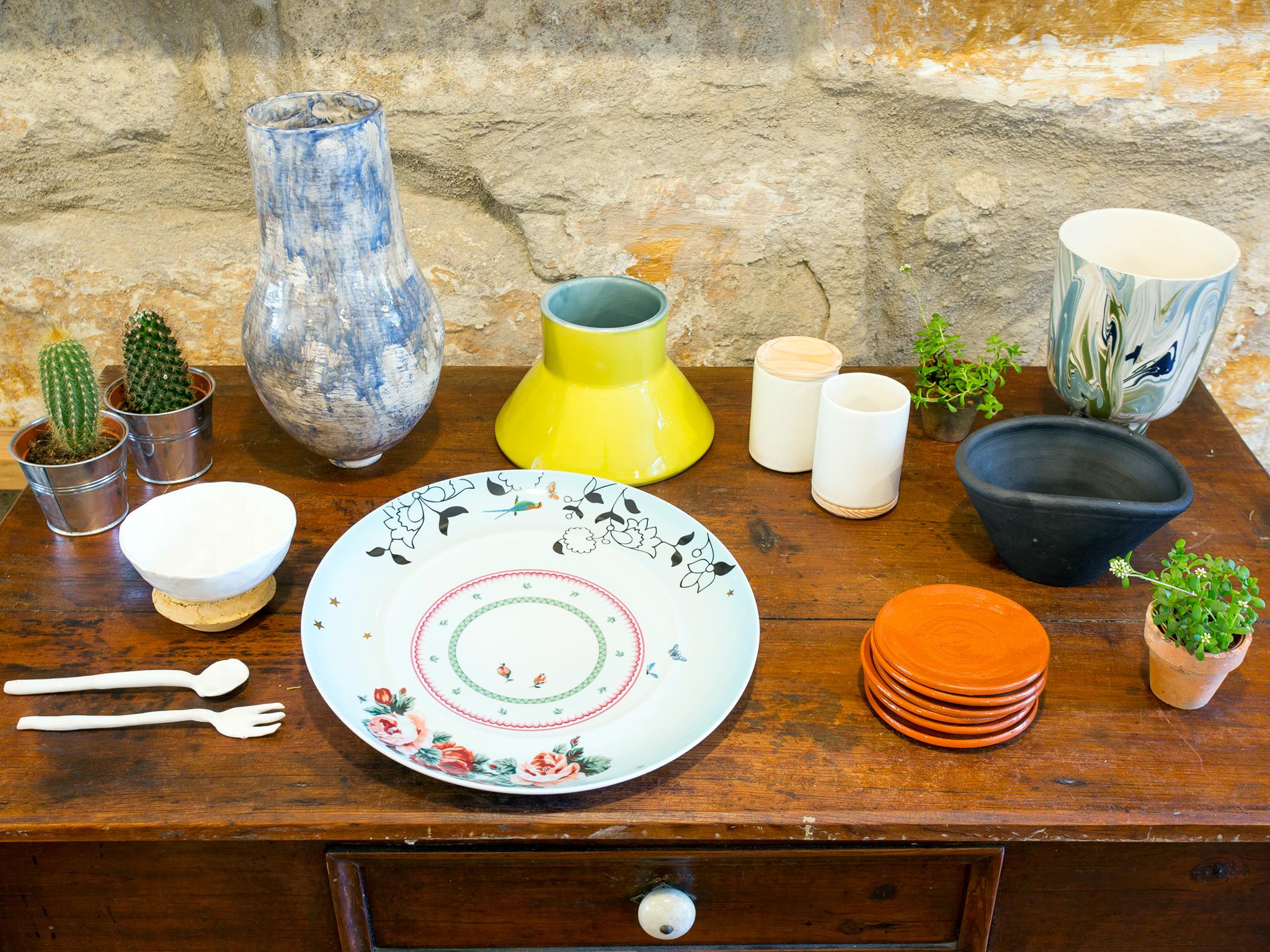 As melhores marcas de cerâmica à venda no Porto