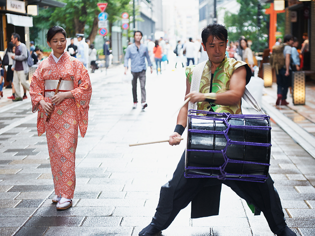 Nihonbashi Kidai-Matsuri Edo Asobi – Traditional Culture Festival | Time Out Tokyo