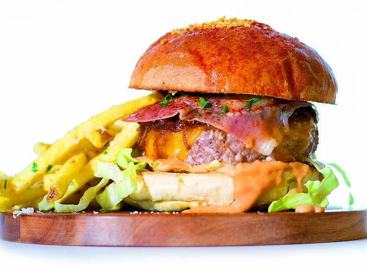 Os melhores hambúrgueres no Porto