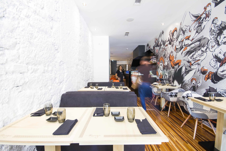 Mangá Sushi House