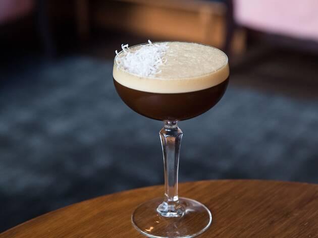 Espresso Martini at Misfits