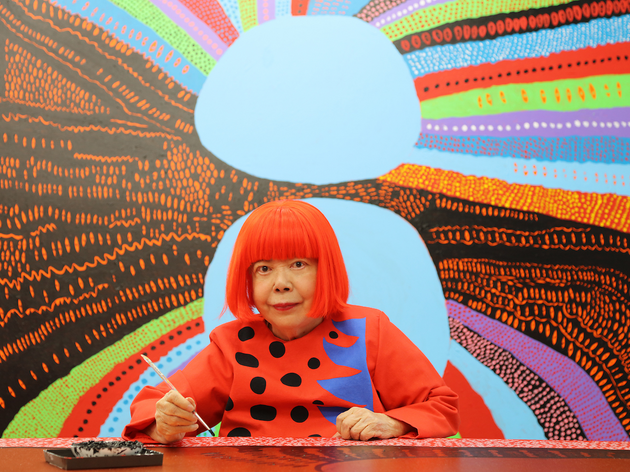 Yayoi Kusama | Time Out Tokyo
