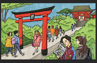 Temple and shrine etiquette | Time Out Tokyo