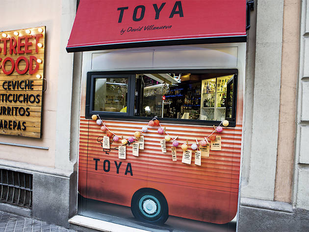 Toya Bar