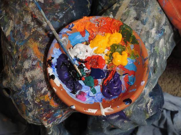 Paint Nite a La Cuina del Moja