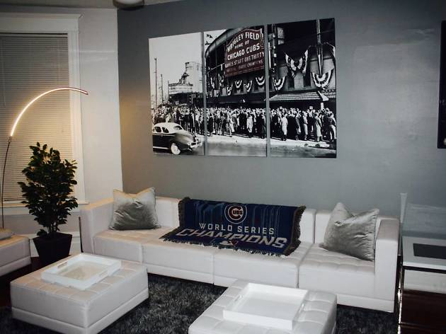 Cubs Airbnb