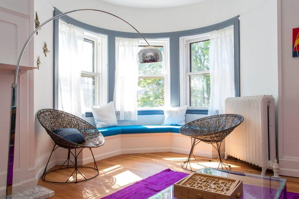 Airbnb Bachelor Pad